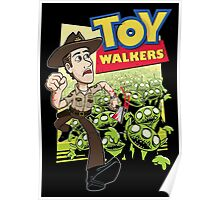 Toy Walkers (color) Poster