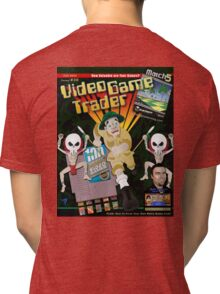 VGT Issue #30 (Fall 2014) Cover Tri-blend T-Shirt