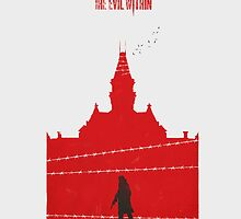 The Evil Within by GamersTshirts