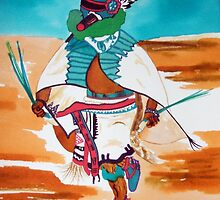 Kachina by jamiewinter