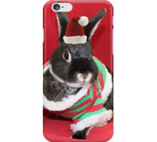 Fudge's First Christmas iPhone Case/Skin