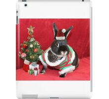Fudge's First Christmas iPad Case/Skin
