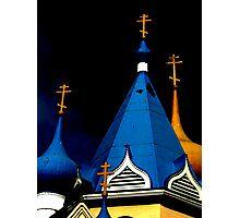 Dark Orthodox Photographic Print