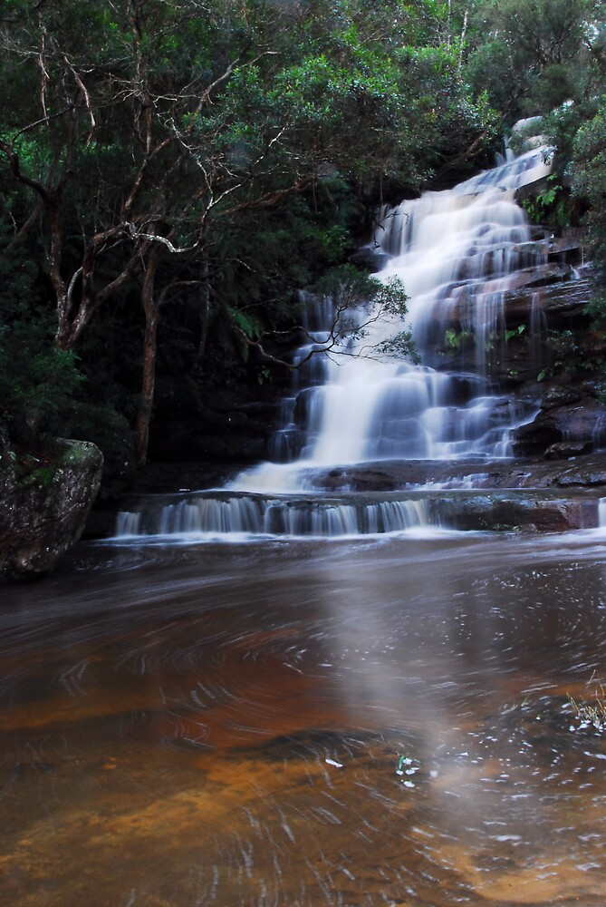 Somersby Falls by chriso