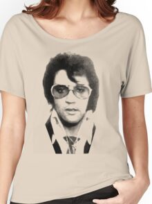 elvis t-shirt Women's Relaxed Fit T-Shirt