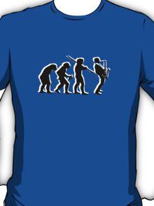 evolution of jazz t-shirt T-Shirt