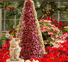 Centennial Greenhouse Christmas by Marilyn Cornwell