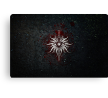The Inquisition Canvas Print