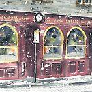 Leslie's Bar (snow) by Ross Macintyre
