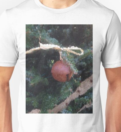 Red Ball decoration Unisex T-Shirt