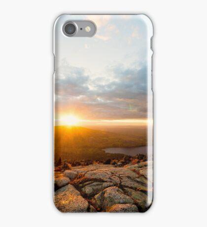 Cadillac Sunset iPhone Case/Skin