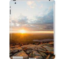 Cadillac Sunset iPad Case/Skin