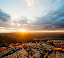 Cadillac Sunset by RichardWindeyer