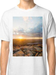 Cadillac Sunset Classic T-Shirt