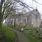 Seaton town church by brucemlong