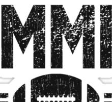 Fantasy Football Commish Sticker