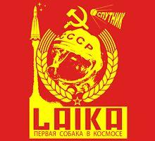 Laika the Cosmodog Unisex T-Shirt