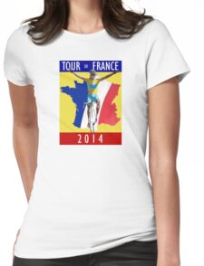 Vainqueur Womens Fitted T-Shirt