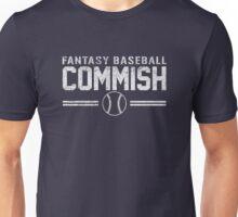 Fantasy Baseball Commish Unisex T-Shirt