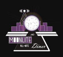 The Moonlite All-Nite Diner T-Shirt