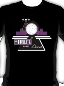 The Moonlite All-Nite Diner T-Shirt