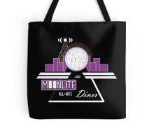 The Moonlite All-Nite Diner Tote Bag