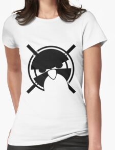 Ultimate TUX gamer [UltraHD] Womens Fitted T-Shirt