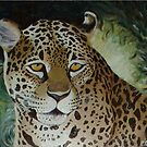 Leopard Intensity by Cherie Roe Dirksen