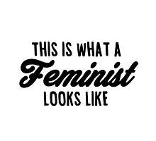 This Is What a Feminist Looks Like by Dalal Semprun