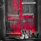 Red door by Danzo