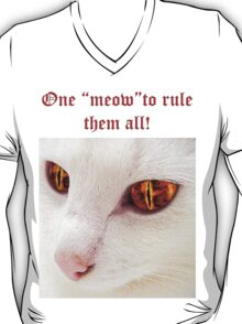 Lord of the Cats T-Shirt