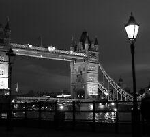 Goodnight London by Oli Johnson