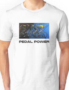 Pedal Power Unisex T-Shirt
