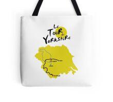 Tour de Yorkshire Tote Bag