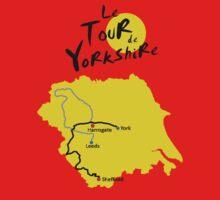 Tour de Yorkshire Kids Clothes