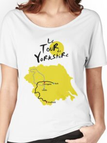Tour de Yorkshire Women's Relaxed Fit T-Shirt