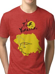 Tour de Yorkshire Tri-blend T-Shirt