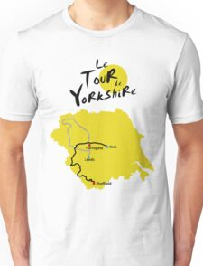 Tour de Yorkshire Unisex T-Shirt