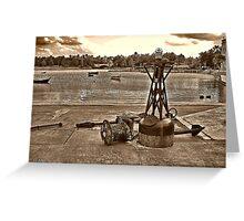 Portofino Bay Greeting Card