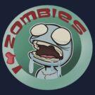 Zombie Love by dooomcat