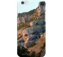 Sunset On The Rocks iPhone Case/Skin