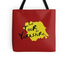 Le Tour de Yorkshire 3 Tote Bag