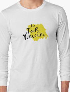 Le Tour de Yorkshire 3 Long Sleeve T-Shirt