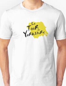 Le Tour de Yorkshire 3 Unisex T-Shirt