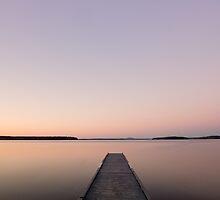 Silent Jetty by RichardWindeyer