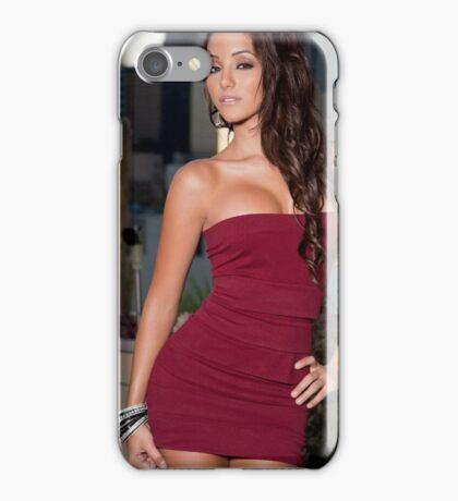 Sexy Melanie Iglesias Skin for Smart Phones. iPhone Case/Skin