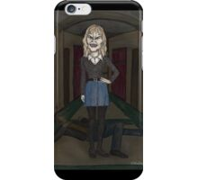 Welcome to the Hellmouth - Darla  iPhone Case/Skin