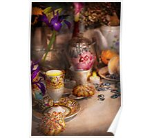 Tea Party - The magic of a tea party  Poster