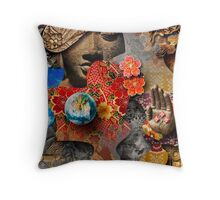 Dreaming Of Reality Throw Pillow