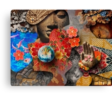 Dreaming Of Reality Canvas Print